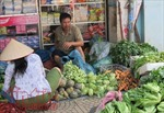 Chợ, hàng quán ế ẩm vì người dân thành phố đi nghỉ lễ