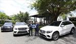 Mercedes-Benz GLC gia nhập đội xe của InterContinental Đà Nẵng