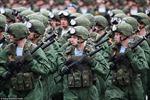 10.000 binh sĩ Nga hùng tráng diễu binh cùng dàn vũ khí tối tân
