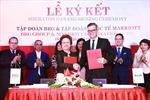 Tập đoàn BRG và Tập đoàn Marriott International công bố hợp tác dự án khách sạn Sheraton Đà Nẵng