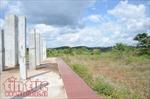 Đắk Nông: Công trình tượng đài N'Trang Lơng chậm tiến độ, sai từ khâu thiết kế