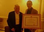 Đạo diễn Trần Lực: Ông nội được Giải thưởng Hồ Chí Minh, Trần Bờm mừng nhất
