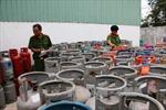 Tây Ninh phát hiện hàng nghìn vỏ bình gas tái chế