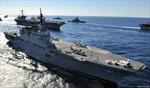 Chiến hạm lớn nhất Nhật Bản sắp tới Biển Đông, 'thách thức' Trung Quốc