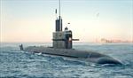 Tàu ngầm động cơ kỵ khí của Nga sẽ tàng hình và yên ắng hơn
