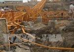 Làm rõ trách nhiệm vụ sập cẩu gây chết người tại cầu Việt Trì - Ba Vì