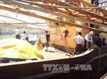 Nhiều sai sót về đóng tàu vỏ thép tại Bình Định
