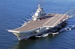 Đội tàu sân bay Trung Quốc tiếp tục sứ mệnh huấn luyện