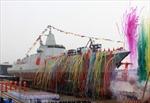 Trung Quốc ra mắt tàu khu trục trọng tải 10.000 tấn tự đóng