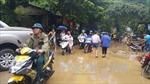 Mưa kéo dài, người dân hạ nguồn sông Chảy cần đề phòng lũ
