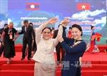 Chủ tịch Quốc hội Lào kết thúc chuyến thăm Việt Nam