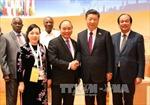 Thủ tướng Nguyễn Xuân Phúc tiếp xúc song phương bên lề Hội nghị Thượng đỉnh G20