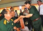 Bộ trưởng Quốc phòng thăm Trung tâm Điều dưỡng thương binh Long Đất