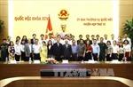 Phó Chủ tịch Quốc hội Uông Chu Lưu gặp mặt Đoàn các cựu chiến binh tiêu biểu