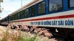 Đường sắt Sài Gòn phục vụ gần 43.500 chỗ dịp lễ 30/4 và 1/5
