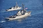 8 nước thành viên NATO bắt đầu cuộc tập trận hải quân chung trên Biển Đen