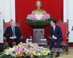 Đoàn Tổng Bí thư Đảng Cộng sản Italy thăm Việt Nam
