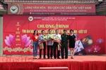Tri ân các liệt sĩ tại Làng Văn hóa- du lịch các dân tộc Việt Nam