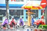 Những 'bóng hồng' cảnh sát giao thông