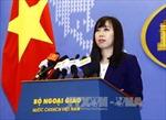 Phản ứng của Việt Nam trước tình hình xung đột gia tăng tại Dải Gaza