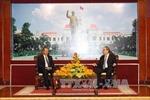 Thắt chặt hơn nữa mối quan hệ giữa TP Hồ Chí Minh với các địa phương Lào