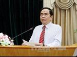 Đẩy nhanh tiến độ thực hiện Quy chế phối hợp giữa Chính phủ và Ủy ban Trung ương MTTQ Việt Nam