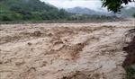 Lào Cai mưa lớn, vùng núi đề phòng lũ quét