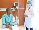 Ca ghép gan khẩn cấp cứu bệnh nhân thoát chết ngoạn mục