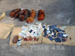 Khởi tố 2 vụ án mua bán trái phép chất ma túy và tổ chức đánh bạc