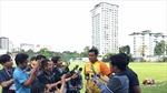 SEA Games 29: Chỉ tập tấn công, U22 Thái Lan quyết thắng U22 Việt Nam