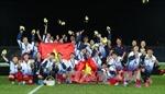 Bóng đá nữ vô địch SEA Games 29: Cảm xúc vỡ òa của người trong cuộc
