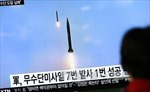 Việt Nam lên tiếng về việc Triều Tiên bắn tên lửa đạn đạo