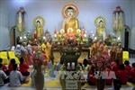 Việt kiều tại Lào tổ chức lễ Vu lan báo hiếu và cầu quốc thái dân an