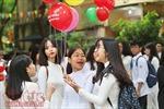Ngắm nữ sinh Việt Đức rạng ngời trong ngày khai giảng