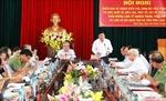 Kiểm tra, giám sát công tác phòng, chống tham nhũng tại Vĩnh Long