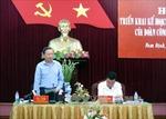 Giám sát công tác phòng, chống tham nhũng tại Nam Định