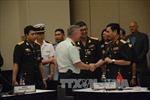 Tổng Tham mưu trưởng QĐND Việt Nam gặp gỡ một số đoàn dự CHOD-20