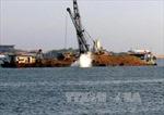 Phú Yên nạo vét thông luồng vào cảng cá Đông Tác