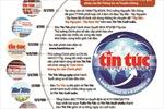 Báo Tin tức - Những dấu mốc quan trọng