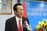 Đại sứ Việt Nam tại Campuchia chào từ biệt ngài Samdech Say Chhum