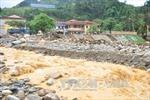 Nước lũ các sông lên nhanh, cảnh báo sạt lở, lũ quét vùng núi phía Bắc