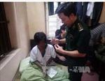 Cứu hai ngư dân trôi dạt trên biển Thanh Hóa