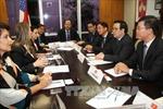 Đoàn đại biểu Đảng Cộng sản Việt Nam thăm và làm việc tại Brazil