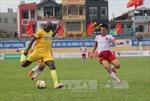 V.League 2017: Sài Gòn FC có 11 trận bất bại liên tiếp