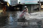 Nguy cơ ngập lụt tại các tỉnh  An Giang, Đồng Tháp, Long An