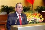 Phó Thủ tướng chỉ đạo giải quyết khiếu nại thu hồi đất tại Dĩnh Kế, Bắc Giang