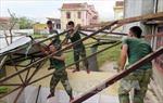 Hơn 4 tỷ đồng hỗ trợ đồng bào miền Trung bị bão lũ
