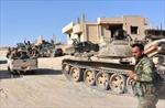 Quân đội Syria bao vây IS tại Deir el-Zour