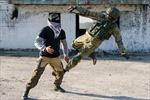 Xem lính thủy quân lục chiến Nga phô diễn tuyệt kỹ chống khủng bố