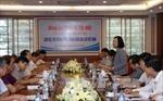 Trưởng Ban Dân vận Trung ương làm việc với Trung ương Hội Cựu chiến binh